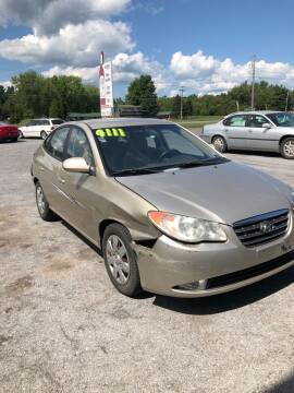 2008 Hyundai Elantra for sale at Alex Bay Rental Car and Truck Sales in Alexandria Bay NY