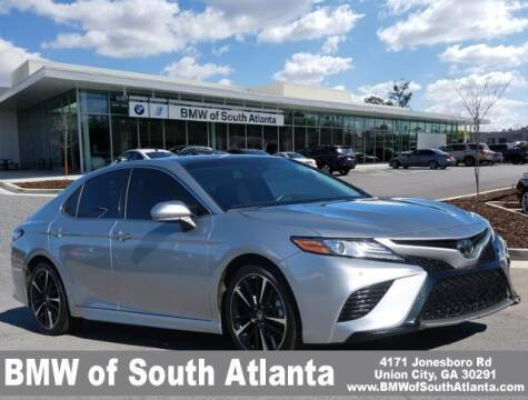 2018 Toyota Camry for sale at Carol Benner @ BMW of South Atlanta in Union City GA