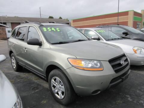 2009 Hyundai Santa Fe for sale at Fox River Motors in Green Bay WI