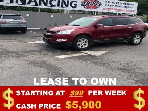 2009 Chevrolet Traverse for sale at Auto Mart USA in Kansas City MO