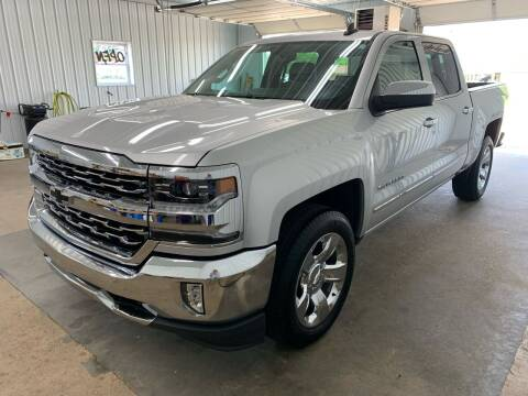 2017 Chevrolet Silverado 1500 for sale at Bennett Motors, Inc. in Mayfield KY