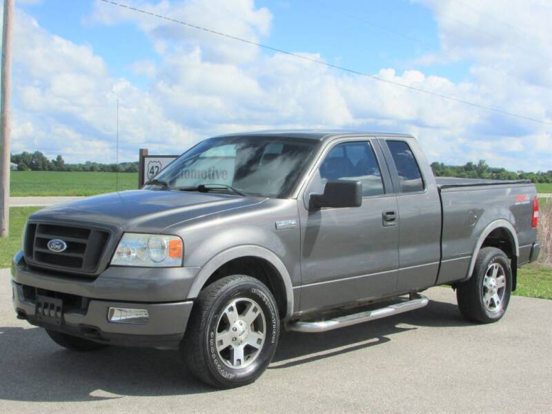 2005 Ford F-150 for sale at 42 Automotive in Delaware OH