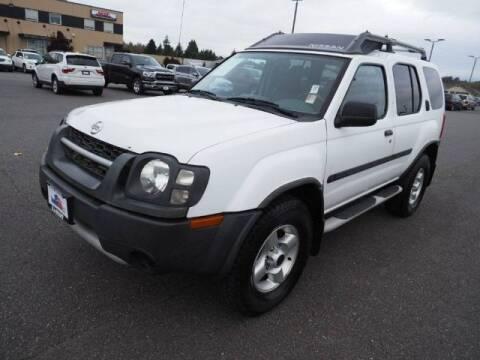 2003 Nissan Xterra for sale at Karmart in Burlington WA