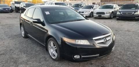 2008 Acura TL for sale at DREWS AUTO SALES INTERNATIONAL BROKERAGE in Atlanta GA