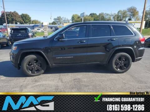 2014 Jeep Grand Cherokee for sale at Munsterman Automotive Group in Blue Springs MO