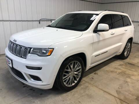 2017 Jeep Grand Cherokee for sale at Karl Pre-Owned in Glidden IA
