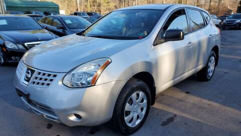 2009 Nissan Rogue for sale at GA Auto IMPORTS  LLC in Buford GA