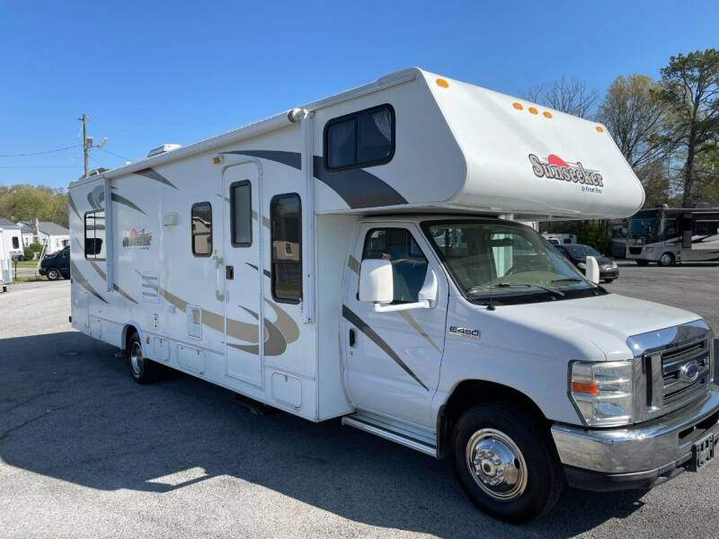 2008 Forest River Sunseeker for sale at CHATTANOOGA CAMPER SALES in Chattanooga TN