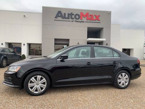2017 Volkswagen Jetta for sale at AutoMax of Memphis - V Brothers in Memphis TN