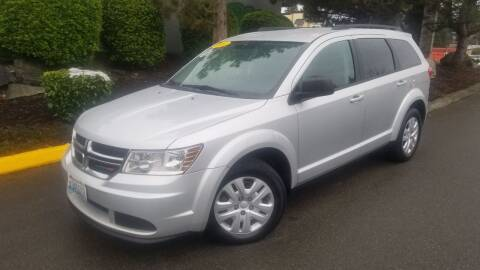 2014 Dodge Journey for sale at SS MOTORS LLC in Edmonds WA