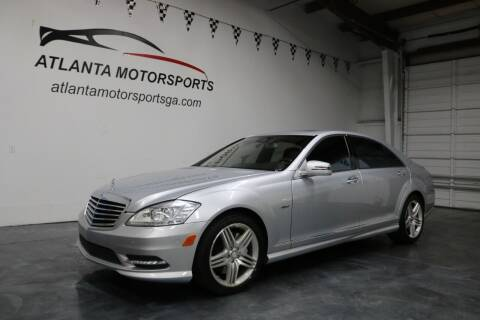2012 Mercedes-Benz S-Class for sale at Atlanta Motorsports in Roswell GA