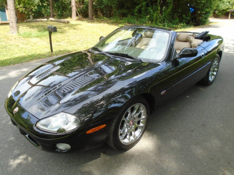 2001 Jaguar XKR for sale at City Imports Inc in Matthews NC