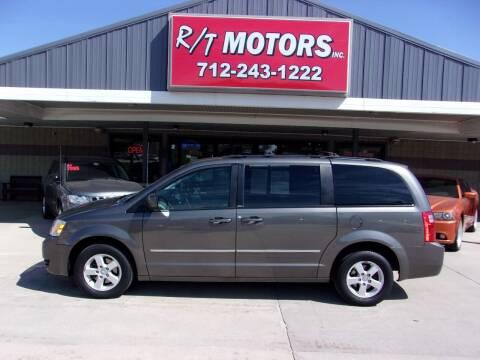 2010 Dodge Grand Caravan for sale at RT Motors Inc in Atlantic IA