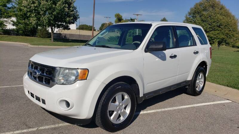 2010 Ford Escape for sale at Nationwide Auto in Merriam KS