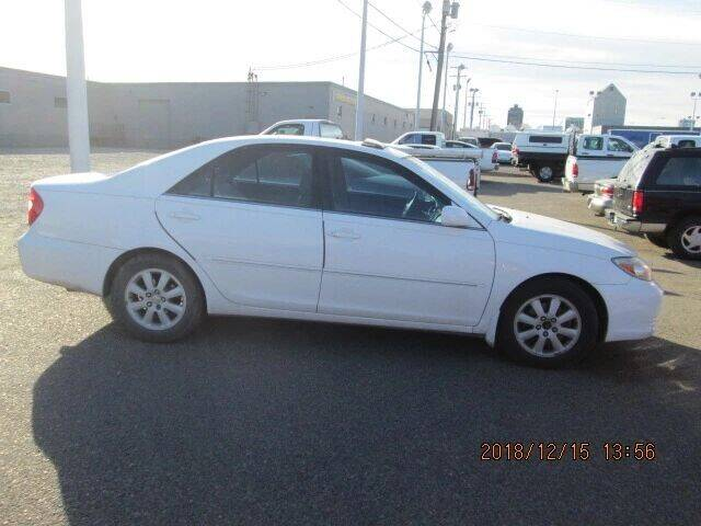 2002 Toyota Camry for sale at Auto Acres in Billings MT