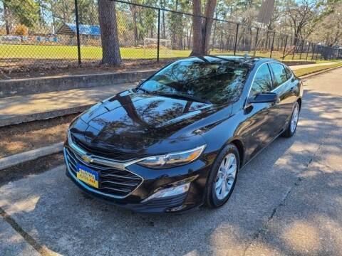 2019 Chevrolet Malibu for sale at Amazon Autos in Houston TX