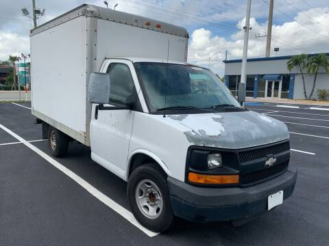 2009 Chevrolet Express Cutaway for sale at Eden Cars Inc in Hollywood FL