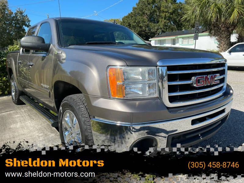 2012 GMC Sierra 1500 Hybrid for sale at Sheldon Motors in Tampa FL