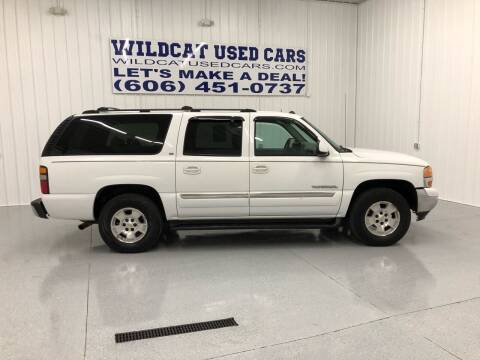 2004 GMC Yukon XL for sale at Wildcat Used Cars in Somerset KY