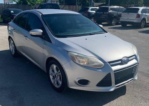 2014 Ford Focus for sale at Apex Auto SA in San Antonio TX