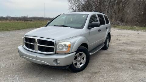 2004 Dodge Durango for sale at ROUTE 6 AUTOMAX in Markham IL