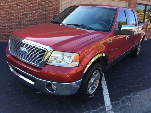 2008 Ford F-150 for sale at Legacy Motor Sales in Norcross GA