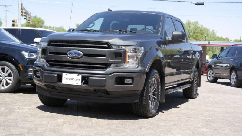 2019 Ford F-150 for sale in Overland Park, KS