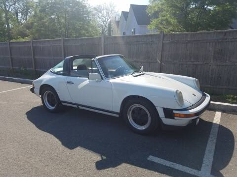 1978 Porsche 911 for sale at Elmwood D+J Auto Sales in Agawam MA