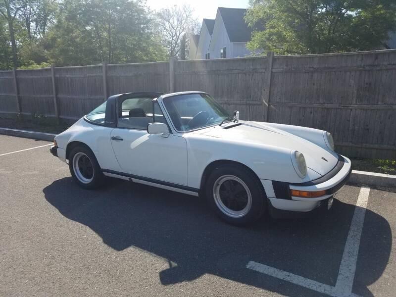 1978 Porsche 911 for sale at Elmwood D+J Auto Sales in Agawam MA