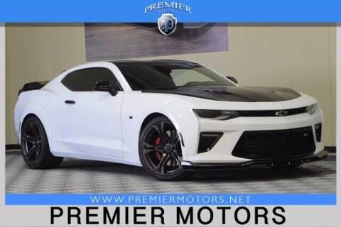 2017 Chevrolet Camaro for sale at Premier Motors in Hayward CA