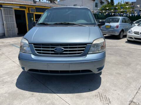 2005 Ford Freestar for sale at Good Vibes Auto Sales in North Hollywood CA