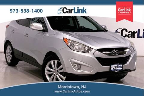 2012 Hyundai Tucson for sale at CarLink in Morristown NJ