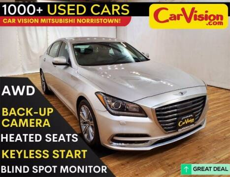 2018 Genesis G80 for sale at Car Vision Buying Center in Norristown PA