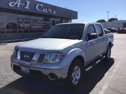 2011 Nissan Frontier for sale at A1 Carz, Inc in Sacramento CA