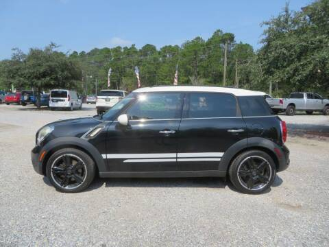 2011 MINI Cooper Countryman for sale at Ward's Motorsports in Pensacola FL