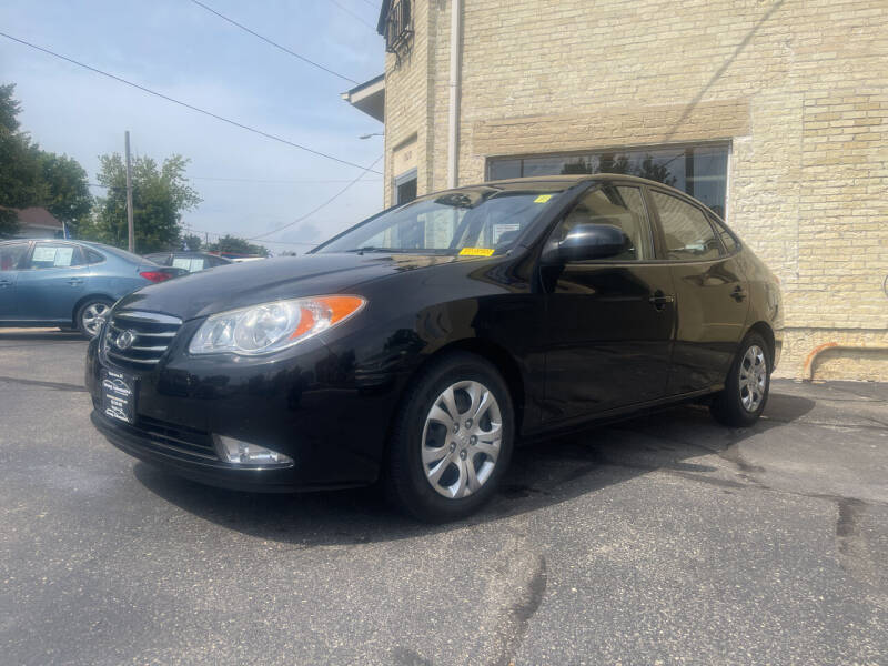 2010 Hyundai Elantra for sale at Strong Automotive in Watertown WI
