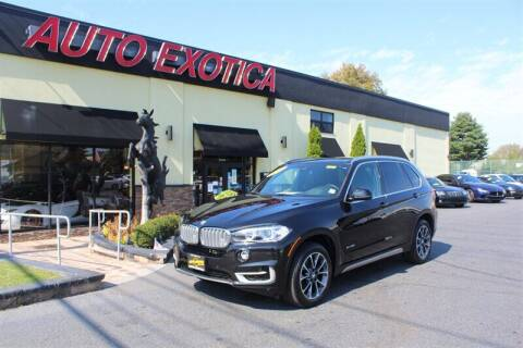2018 BMW X5 for sale at Auto Exotica in Red Bank NJ