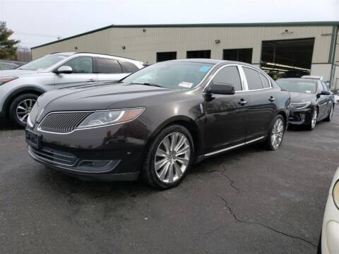 2013 Lincoln MKS for sale at CarXpress in Fredericksburg VA