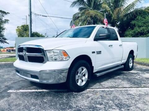 2014 RAM Ram Pickup 1500 for sale at Venmotors LLC in Hollywood FL