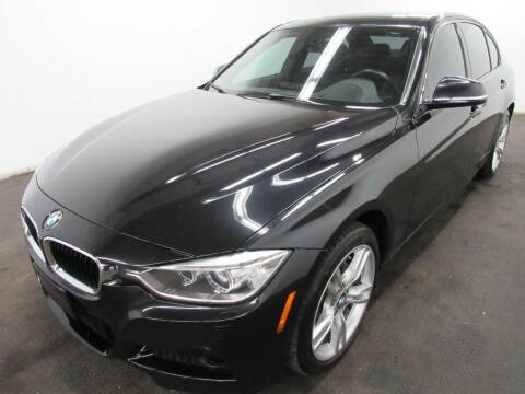 2015 BMW 3 Series for sale at Automotive Connection in Fairfield OH
