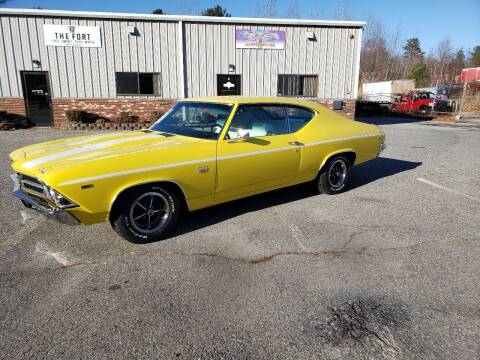 1969 Chevrolet Chevelle for sale at GRS Auto Sales and GRS Recovery in Hampstead NH