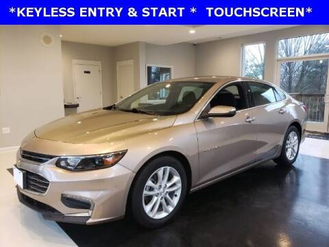2018 Chevrolet Malibu for sale at Ron's Automotive in Manchester MD