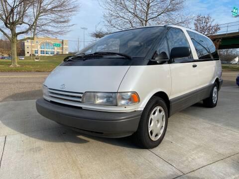 1992 Toyota Previa for sale at Dalton George Automotive in Marietta OH