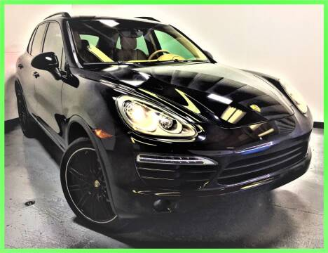 2011 Porsche Cayenne for sale at AMG Auto Sales in Rancho Cordova CA