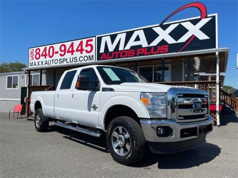2016 Ford F-350 Super Duty for sale at Maxx Autos Plus in Puyallup WA