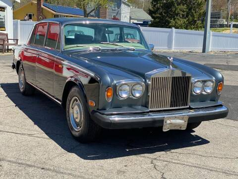 1979 Rolls-Royce Silver Shadow for sale at Milford Automall Sales and Service in Bellingham MA