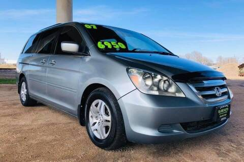 2007 Honda Odyssey for sale at Island Auto Express in Grand Island NE