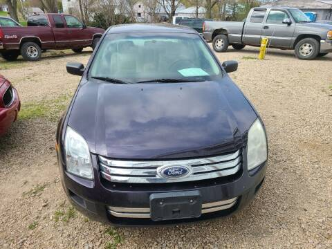 2007 Ford Fusion for sale at Craig Auto Sales in Omro WI