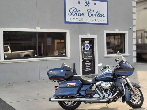 2012 Harley-Davidson Road Glide Ultra for sale at Blue Collar Cycle Company in Salisbury NC