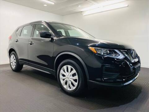 2018 Nissan Rogue for sale at Champagne Motor Car Company in Willimantic CT